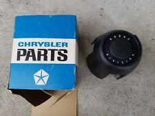 Mopar Steering Wheel Horn Button 1969 1970 1971 Dodge Truck 100 300 2953093