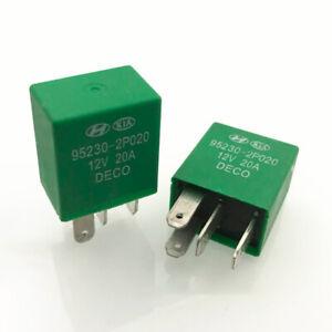 DECO 95230-2P020 12VDC 20A Automotive Relay 4 Pins