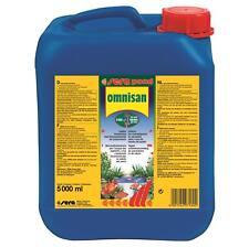 5 Liter sera pond omnisan F - gegen Verpilzungen und Parasitenbefall - Teich