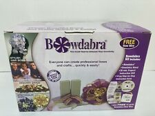 BOW1003 Bowdabra Bow Maker and Craft Tool 2006