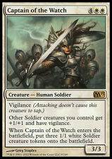 MTG CAPTAIN OF THE WATCH - CAPITANO DELLA GUARDIA - M13 - MAGIC