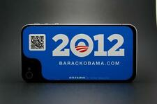 Barack Obama 2012 iPhone Stickers Set of 3, Skin, Case, Bumper Sticker, Election