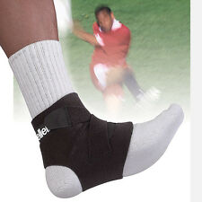 Mueller Adjustable Soccer Ankle Support Brace Sprain Strap Pain Relief 4547