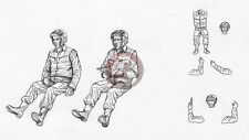 CMK 1/35 Russian Modern Helicopter Pilots Sitting (2 Figures) F35169