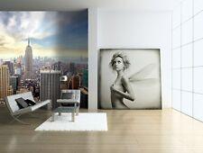 Wandbild SKYLINE NEW YORK CITY Fototapete für wand STADTLANDSCHAFT wandkunst