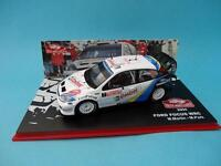 FORD FOCUS RS WRC 03 #7 - MARTIN - RALLY MONTE CARLO 2004 - 1/43 NEW IXO ALTAYA