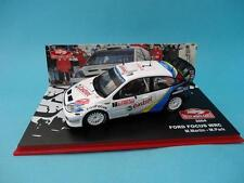 FORD FOCUS RS WRC 03 #7 - MARTIN - RALLY MONTE CARLO 2004 - 1/43 NEW IXO ALTAYA