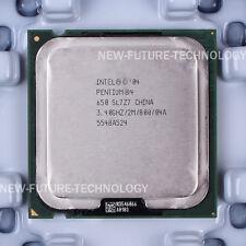 Intel Pentium 4 650(JM80547PG0962MM) SL7Z7 SL8Q5 CPU 800/3.4 GHz LGA 775 100% OK