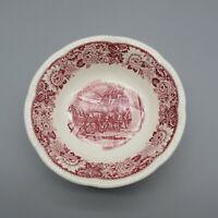 Homer Laughlin HISTORICAL AMERICA Cereal Bowls - SET OF SIX