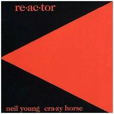 Neil Young - ReAcTor (Reactor) [CD]