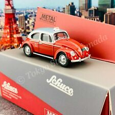 Schuco 1/64 VW Kafer Hong Kong Taxi Toyeast Limited Edition 452021500