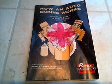 "Renwal Models 1960 ""How An Auto Engine Works"" Illustrated Guide Booklet"