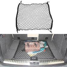Car Trunk Rear Cargo Organizer Storage Elastic Mesh Net Luggage Holder 4 Hooks