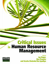 Critical Issues in Human Resource Management by Ian Roper et al (Paperback 2010)