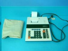 Vintage/Retro Casio Dr-110S Printing Calculator, w/ Ribbon & Paper Roll Working