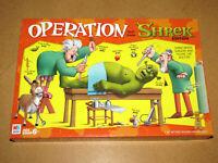 Operation SHREK Edition Skill Game *** TESTED WORKS!! *** Milton Bradley 2004