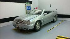 1/18 Mercedes CLK Cabriolet Anson