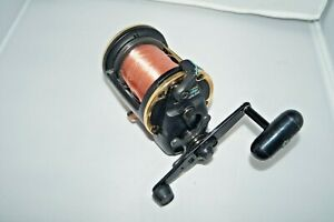 Daiwa SeaLine SG50H High Speed Lake Ocean Fishing Reel Made apan Exc Condition