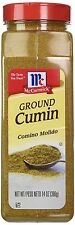 McCormick Ground Cumin 14 oz. - Spice Flavor Cooking Seasoning Mexican Indian