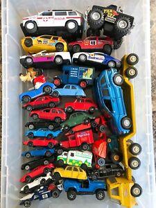 MATCHBOX CORGI BURAGO TONKA DIECAST CAR & TRUCK COLLECTION PLAYWORN JOB LOT