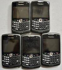 Blackberry Curve 8330 Sprint Cell Phone Smartphone Set of 5