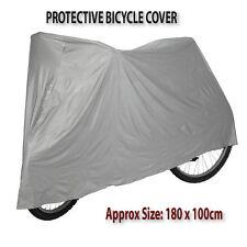 UNIVERSAL CYCLE BICYCLE BIKE RAIN RESISTANT WATERPROOF PROTECTIVE COVER