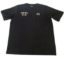 Under Armour Beverly Hills Lacrosse L C Black Workout Shirt Mens Size Xl