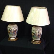 coppia lampade modernariato