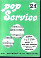 Pop Service 21 - mit extra B-Stimmen