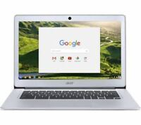 Acer Chromebook CB3-431 14'' Laptop N3060 1.6GHz 2GB eMMC 16GB Chrome OS Silver