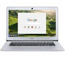 "Acer Chromebook CB3-431 14"" Laptop N3060 1.6GHz 2 GB eMMC 16 GB Chrome OS Argento"