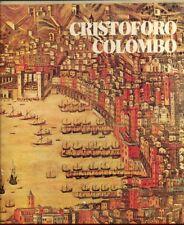 CRISTOFORO COLOMBO PAOLO EMILIO TAVIANI DEAGOSTINI ED. BIOGRAFIA G57
