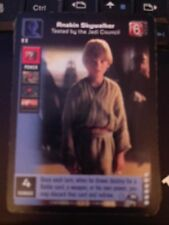 Young Jedi TCG Enhanced Anakin Skywalker, Tested by the Jedi Council Non-Mint