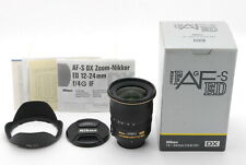 [Top MINT in Box] Nikon AF-S AFS Nikkor 12-24mm f/4 Wide Angle Lens From JAPAN
