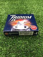 NGK 6637 BPR6EIX IRIDIUM IX Spark Plugs Box Of 4