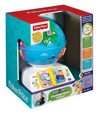Fisher-Price Laugh & Learn Interactive Greetings Globe - Turkish Version - DRJ91