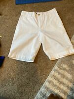 EUC Polo Ralph Lauren Boys White Shorts, Size 10