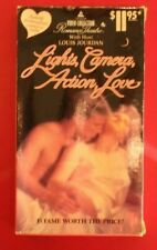 Lights, Camera, Action, Love (VHS 1986)