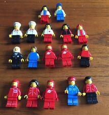 Complete Lego Figures - 6870/6694/6684/6683/6622/6629/6846/6365/6692/6372/6373