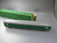 Zeuke voie TT:Wagon train rapide/DR Voiture de tourisme 1 et 2 Classe Nr.18