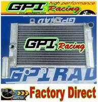 GPI racing Aluminum radiator for Honda NT650 Hawk GT 1988-1991 1989