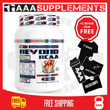 EHP LABS   BEYOND BCAA   50 SERVE   AMINO ACIDS + FREE STD SHIPPING AND GIFT