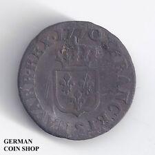 1 Liard 1770 Louis XV. - France Frankreich Republique Francaise