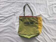 Keen Transit Tote Shopping Bag Grocery Trail Hiking Made in USA Repurpose