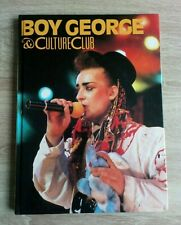 Boy George And Culture Club Annual Vintage/Retro Pop Music Hardback Book (1984)