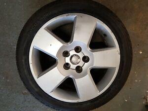 "2005 SKODA SUPERB 17"" ALLOY WHEEL 3U0601025E (good tyre)"