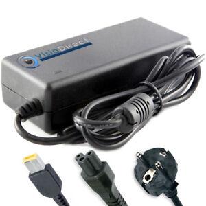 Chargeur alimentation 65W pour IBM Lenovo G50-80 G70-35 G70-70 G70-80 M5400