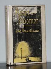 John Howard Lawson - Roger Bloomer - 1st 1st HCDJ 1923 - Scarce Play - NR