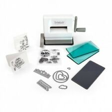 Big Shot Sidekick 661770 Starter Kit per Embossing e Carta