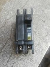 Square D QOU Circuit Breaker 50 Amp 2 Pole